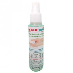 Spray 60 ml rechargeable Vide